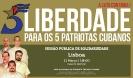 Liberdade para os 5 Patriotas Cubanos_3