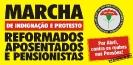 Marcha de indignação e protesto Reformados, Aposentado e Pensionistas_1
